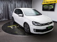 USED 2012 61 VOLKSWAGEN GOLF 2.0 GTD TDI 3d 170 BHP £0 DEPOSIT FINANCE AVAILABLE, AIR CONDITIONING, AUTOMATIC HEADLIGHTS, CD/MP3/RADIO, CLIMATE CONTROL, DAYTIME RUNNING LIGHTS, FULL LEATHER UPHOLSTERY, HEATED SEATS, STEERING WHEEL CONTROLS, TRIP COMPUTER