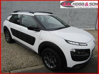 2016 CITROEN C4 CACTUS 1.6 BLUEHDI FEEL 5dr  **ONLY 12000 MILES & FREE ROAD TAX** £9795.00
