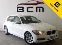 2011 BMW 1 SERIES 2.0 116D ES 5d 114 BHP £7485.00