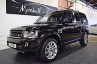 USED 2010 10 LAND ROVER DISCOVERY 4 3.0 4 TDV6 HSE 5d AUTO 245 BHP STUNNING CAR - 2015 FACELIFT MODEL - RARE BOURNEVILLE BROWN