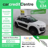 USED 2014 64 CITROEN C4 CACTUS 1.6 BLUEHDI FEEL 5d 98 BHP