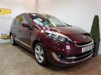 2012 RENAULT GRAND SCENIC 1.6 DYNAMIQUE TOMTOM ENERGY DCI S/S 5d 130 BHP £5990.00