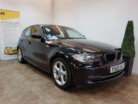 2008 BMW 1 SERIES 2.0 118D EDITION ES 5d 141 BHP £4190.00