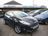 USED 2014 14 FORD FIESTA 1.2 ZETEC 5d 81 BHP NEED FINANCE? WE CAN HELP!