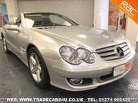2007 MERCEDES-BENZ SL 500