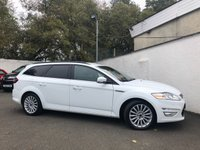 2014 FORD MONDEO 2.0 ZETEC BUSINESS EDITION TDCI 5d 138 BHP £7995.00