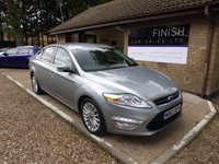 USED 2014 63 FORD MONDEO 2.0 ZETEC BUSINESS EDITION TDCI 5d 138 BHP # SAT-NAV # FULL SERVICE HISTORY # 2 KEYS # PARKING SENSORS # £30 ROAD TAX #