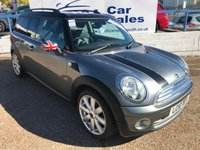 USED 2010 10 MINI CLUBMAN 1.6 COOPER GRAPHITE 5d 122 BHP
