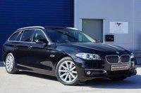 USED 2013 63 BMW 5 SERIES 2.0 520D LUXURY TOURING AUTO 181 BHP