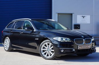 2013 BMW 5 SERIES 2.0 520D LUXURY TOURING AUTO 181 BHP £SOLD