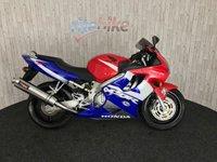2001 HONDA CBR600F CBR 600 F1 12 MONTH MOT VERY GOOD CONDITION 2001 Y £1990.00