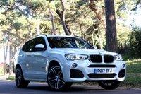2017 BMW X3 2.0 XDRIVE20D M SPORT 5d AUTO 190 BHP £SOLD