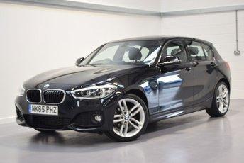 2015 BMW 1 SERIES 1.5 116D M SPORT 5d 114 BHP £11490.00