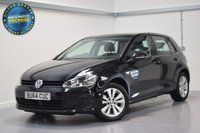 USED 2014 64 VOLKSWAGEN GOLF 1.6 SE TDI BLUEMOTION TECHNOLOGY 5d 103 BHP
