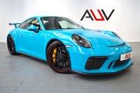 USED 2017 67 PORSCHE 911 GT3 4.0 GT3 2d 494 BHP