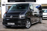 2016 VOLKSWAGEN TRANSPORTER T6 2.0 TDI 150ps 6 Speed Manual EU6 LWB Highline Kombi T32 £23490.00