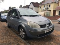 USED 2004 04 RENAULT SCENIC 1.5 DYNAMIQUE DCI 5d 81 BHP