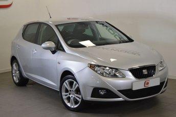 2012 SEAT IBIZA 1.2 TSI SE COPA DSG 5d AUTO 103 BHP £6495.00