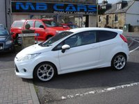 USED 2011 61 FORD FIESTA 1.6 ZETEC S 3d 118 BHP 2 FORMER KEEPERS