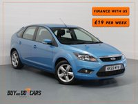 USED 2010 59 FORD FOCUS 1.6 ZETEC 5d 100 BHP Call us for Finance