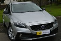 USED 2013 63 VOLVO V40 1.6 D2 CROSS COUNTRY LUX 5d AUTO 113 BHP RARE AUTOMATIC** ONLY 26000 MILES