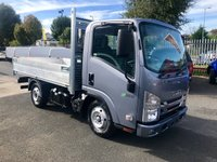 2020 ISUZU TRUCKS GRAFTER NEW ISUZU N35.125ST All Alloy Tipper - 1365Kgs Payload £20995.00