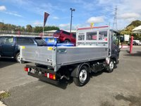 USED 2018 ISUZU TRUCKS GRAFTER NEW ISUZU N35.125ST All Alloy Tipper - 1365Kgs Payload