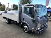 2018 ISUZU TRUCKS GRAFTER New Generation N35.125TLD All Alloy 4.5m Alloy Dropside £21995.00