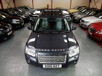 2010 LAND ROVER FREELANDER 2 2.2 TD4 SPORT LE 5d AUTO £9900.00