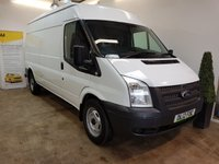 USED 2012 12 FORD TRANSIT 2.2 350 ECONETIC 1d 124 BHP