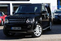 2015 LAND ROVER DISCOVERY 3.0 SDV6 HSE 5d AUTO 255 BHP 7 SEAT AUTO 4WD  £32490.00