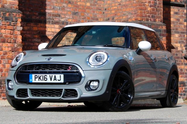 2016 16 MINI HATCH COOPER 2.0 Cooper S (JCW Chili) (s/s) 5dr