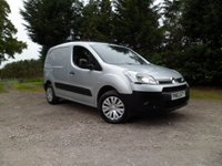 2013 CITROEN BERLINGO 1.6 850 ENTERPRISE L1 HDI 1d 89 BHP £6490.00