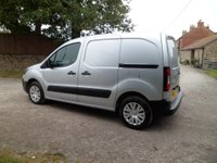 USED 2013 63 CITROEN BERLINGO 1.6 850 ENTERPRISE L1 HDI 1d 89 BHP SAT NAV. PARKING SENSORS. AIR CON. BLUETOOTH. EXCELLENT CONDITION
