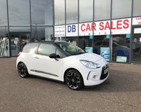 2011 CITROEN DS3 1.6 DSTYLE PLUS 3d 120 BHP £4995.00