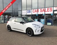 2011 CITROEN DS3 1.6 DSTYLE PLUS 3d 120 BHP £5495.00