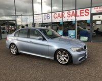 2009 BMW 3 SERIES 2.0 318D M SPORT 4d 141 BHP £5995.00