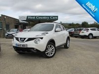 USED 2015 15 NISSAN JUKE 1.5 ACENTA PREMIUM DCI 5d 110 BHP High Specification Funky Crossover