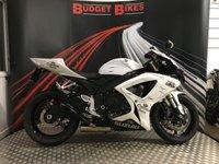 2007 SUZUKI GSXR600 599cc GSXR 600 K7  £3990.00