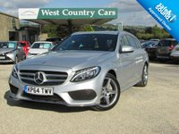 USED 2014 64 MERCEDES-BENZ C CLASS 2.1 C250 BLUETEC AMG LINE 5d AUTO 204 BHP A practical family estate with an excellent specification in a stylish body.