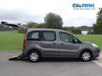 2011 PEUGEOT PARTNER 1.6 TEPEE S HDI 5d 92 BHP Wheelchair Access Vehicle