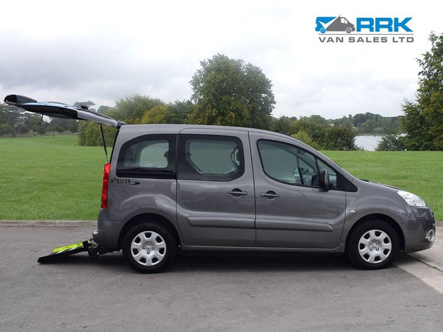 2011 11 PEUGEOT PARTNER 1.6 TEPEE S HDI 5d 92 BHP Wheelchair Access Vehicle