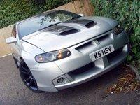 2007 VAUXHALL MONARO 6.0 VXR V8 2d 387 BHP £14999.00