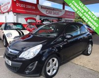 USED 2011 61 VAUXHALL CORSA 1.2 SXI A/C 3d 83 BHP *ONLY 43,000 MILES*