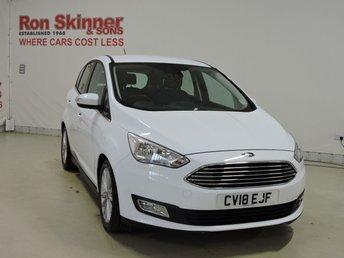 2018 FORD C-MAX}