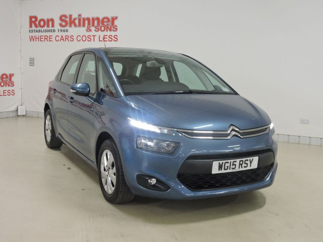 View our 2015 15 CITROEN C4 PICASSO 1.6 HDI VTR PLUS 5d 91 BHP