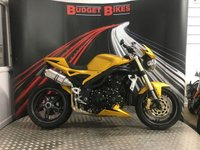 2006 TRIUMPH SPEED TRIPLE 1050cc SPEED TRIPLE 1050  £3790.00