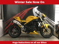 USED 2006 06 TRIUMPH SPEED TRIPLE 1050cc SPEED TRIPLE 1050