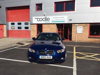2010 BMW 3 SERIES 2.0 320I M SPORT 2d 168 BHP £8950.00