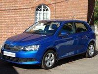 USED 2015 15 SKODA FABIA 1.2 SE TSI DSG 5d AUTO 109 BHP